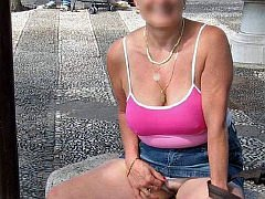 Have access to the hottest homemade moms outdoor