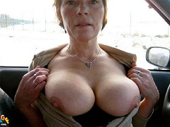 Real amateur collection of matures