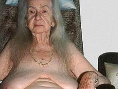 Very old grannies