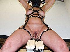 Watch nice bondage and fetish sex