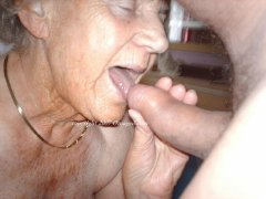 Enjoy the oldest amateur grannies on the net