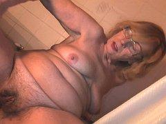 Amazing granny and mature porno