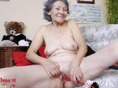 OmaPass Horny naked old women are wet pussy hard