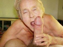ILoveGranny Very old ladies sucking big dick