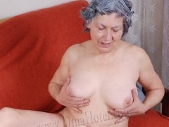 OmaPass Old horny grannies love her big boobs