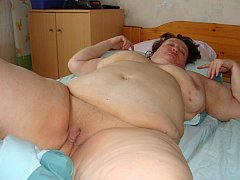 Chubby and plumper granny sex