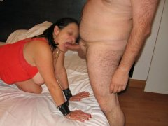 Mature lady love big dick sucking and fucking hard