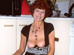 The largest perverted old amateur grannies hard