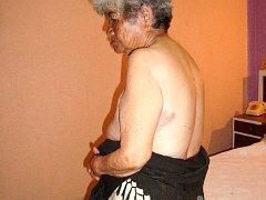 Erotic photos of seductive grannies