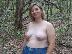 Horny germany mature with big natural tits hard