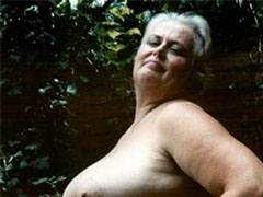 pervert pictures of old naked grannies