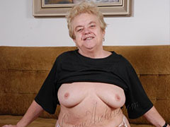 older grandma senior ladies shown naked