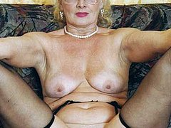 Homemade amateur mature grannies free