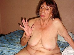 Old mature lady have amazing huge boobs