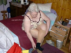 Really old lesbian grannies sucking cocks
