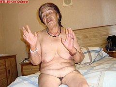 Hairy pussy big hot grandma latina granny