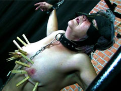 Hot mature domina in action with old lady