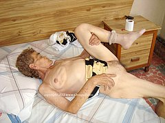 Great grand mother naked and ready for sex