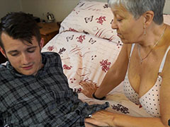 Granny is going to be fucked hard core way