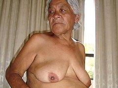 Old amazing latin granny needs fuck hard
