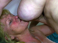 Mature women into hardcore porn action