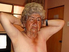 Very old naked lesbian granny hard pictures