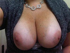 Huge tits and amateur grannies collection