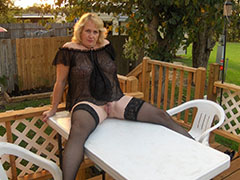 Amateur mature and milf photo collection