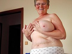 Hot Granny Porn And Old Women Pussy