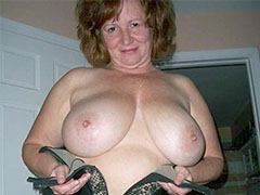 Amateur mature and granny pics collection