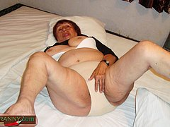 Crazy amateur chubby latin lady collection