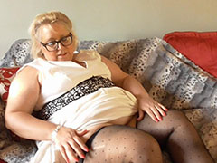 Great and sexy european mature chubby