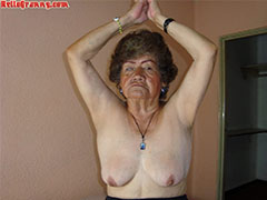 Hot horny latina granny picture collection