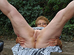 Awesome amateur granny photo collection