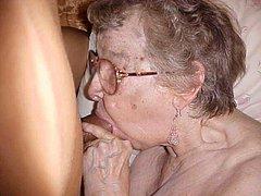 Chubby Granny Masturbating granny pussy