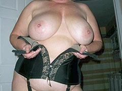 Older amateur granny ladies pictured naked