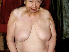 Big granny amateur pictures collections