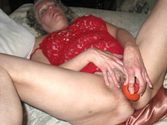 Just real matures and amateur granny pics