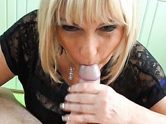 Horny mature chubby got fucked her fat